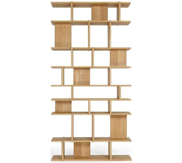 étagères en bois meuble sur mesure
