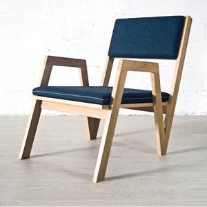 meuble sur mesure fauteuil bois