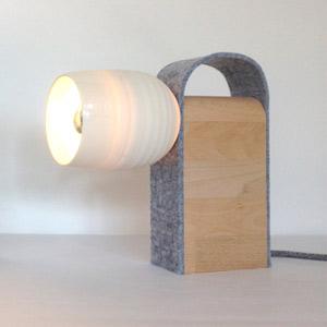 meuble sur mesure lampe sur mesure