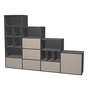 meuble rangement sous escalier meuble sur mesure