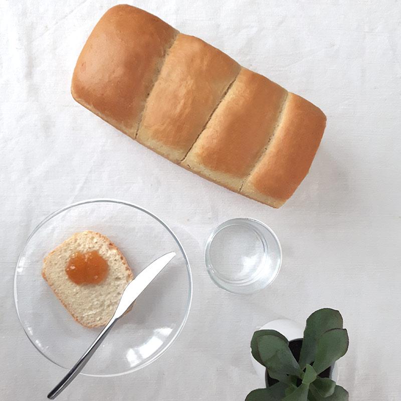 recette de pain de mie