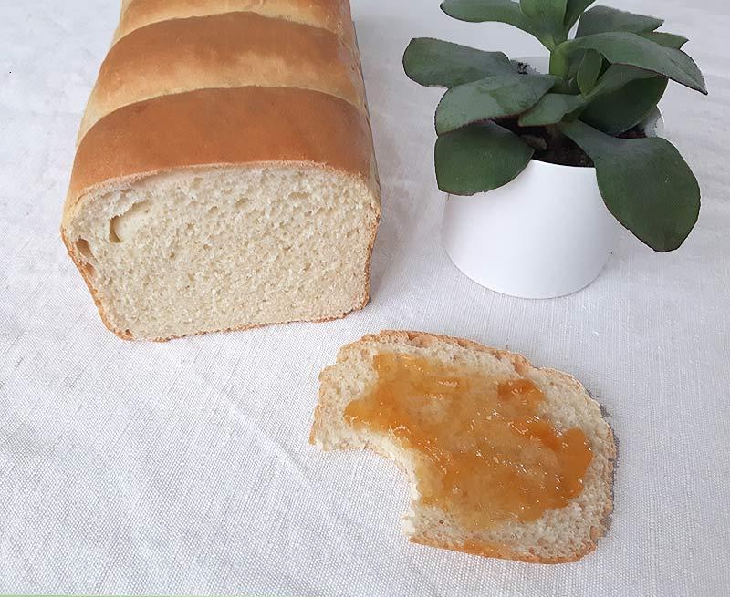recette de pain de mie rapide