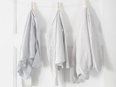 Que faire des vêtements de nos enfants ?