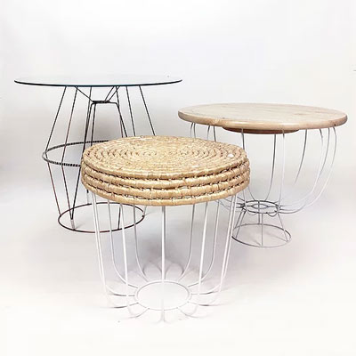 table en upcycling