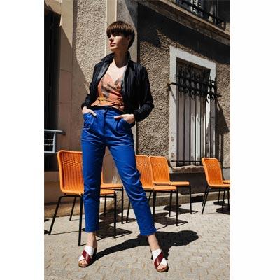 pantalon les recuperables upcycling dans la mode