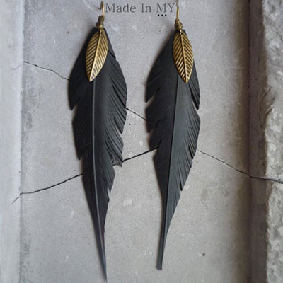 boucle d oreilles made in my