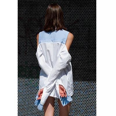 upcycling dans la mode, chemise wylde