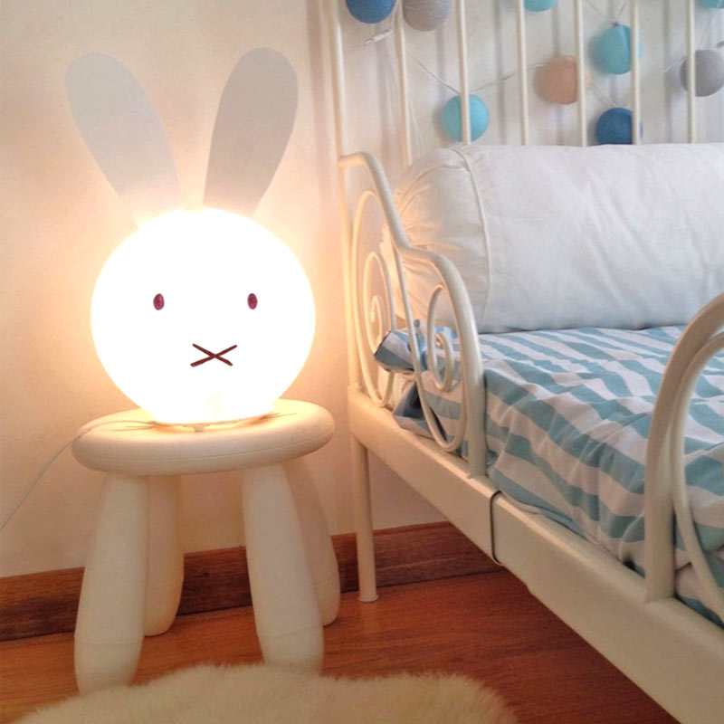 diy lampe enfant customisé