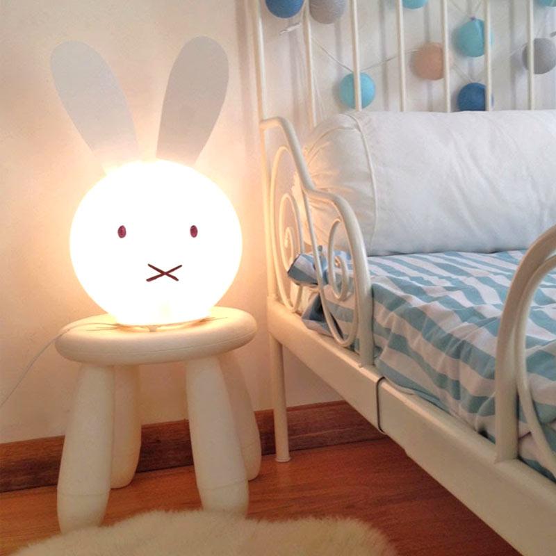 diy lampe enfant customisé