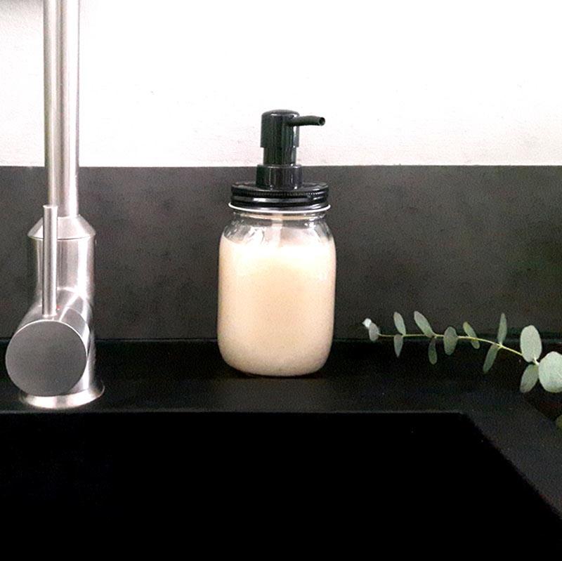 diy liquide vaisselle au savon de marseille