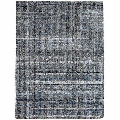 tapis en coton et denim recycle the rug republic
