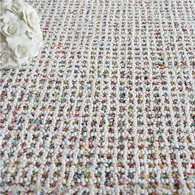 tapis en coton recycle the rug republic
