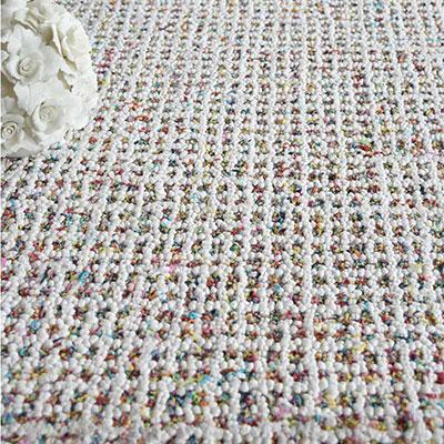 tapis en coton recycle the rug republic