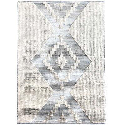 the rug republic tapis en laine et denim recycle