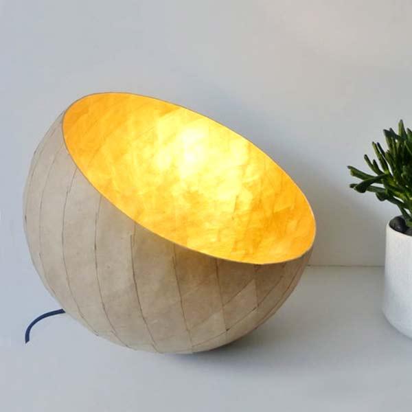 des luminaires eco-responsables