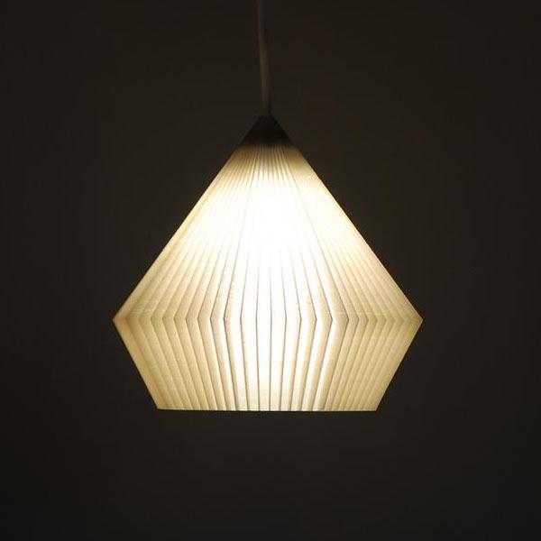 luminaires eco-responsables en noix de st-jacques