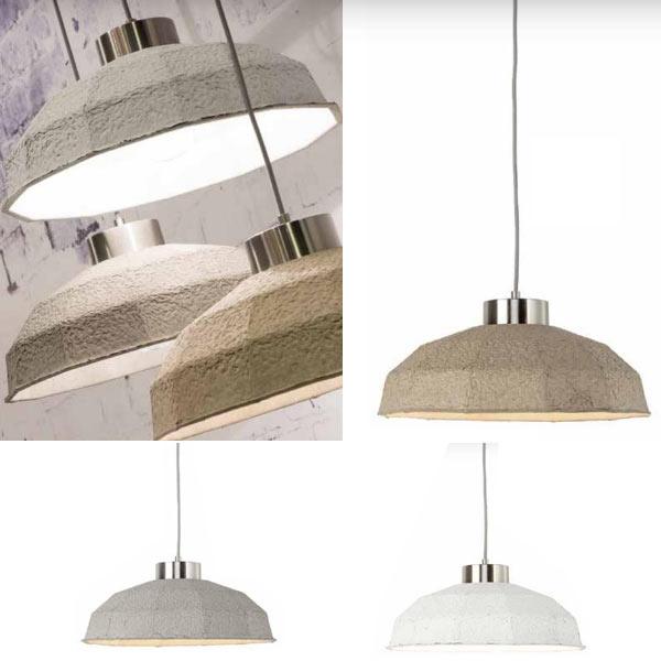 lampe en papier mache