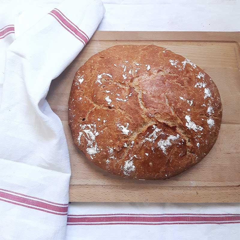 pain cocotte : recette maison facile