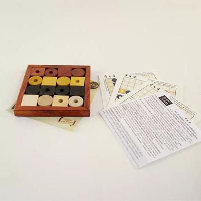 jeu du morpion vintage cotycoton