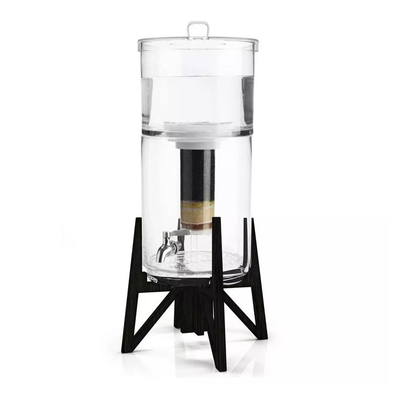 fontaine a eau design filtrante