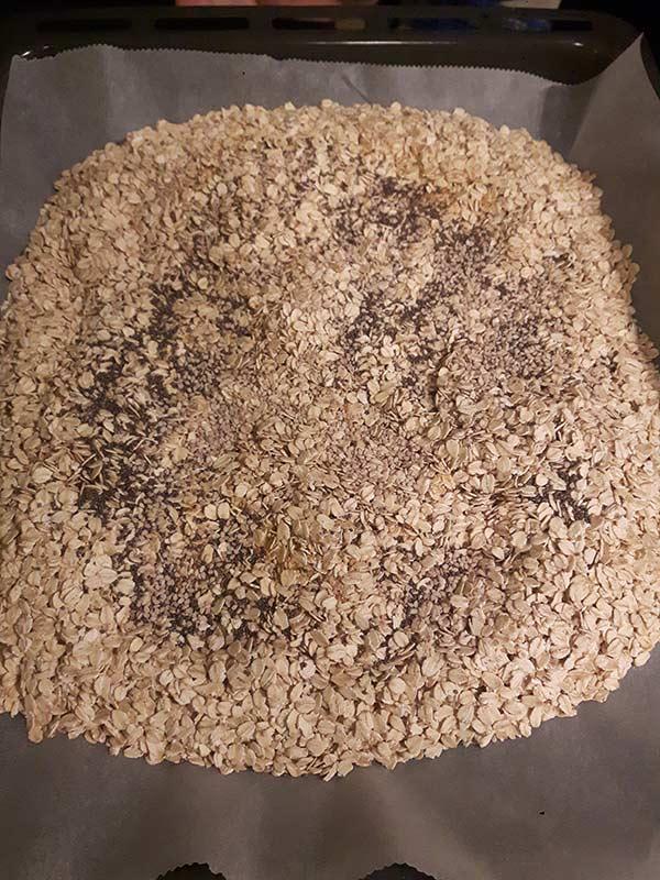 granola fait maison